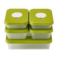Набор контейнеров для хранения с датой 5 предметов Joseph Joseph 81042