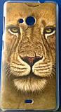 Чохол для Microsoft Lumia 535 лев, фото 2