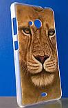 Чохол для Microsoft Lumia 535 лев, фото 4