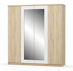 """Шкаф 4Д """"Маркос"""" от Мебель-сервис"""