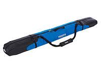 Чехол для лыж Thule RoundTrip Single Ski Bag (Black/Cobalt)