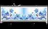 Экран под ванну «АРТ», Орхидея-1, 160см.