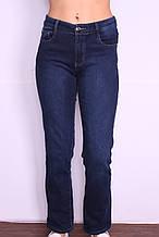 Жіночі утеплені джинси великих розмірів 30-42.