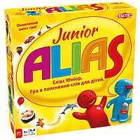 Настільна гра Tactic Alias Junior (Еліас Юніор) (54337)