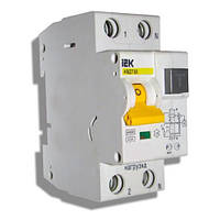 Автоматические выключатели дифференциального тока АВДТ32 C40 100мА IEK