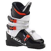 Горнолыжные ботинки Head EDGE J 3 BLACK-WHITE (MD 17)