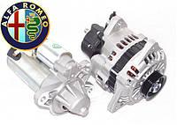 Стартер, генератор на  Alfa Romeo (Альфа Ромео). AS Poland - европейское качество новых запчастей.