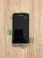 Дисплей Samsung J120 GH97-18224B Gold оригинал!
