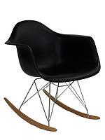 """Стул (кресло) """"Лаунж"""" черный"""