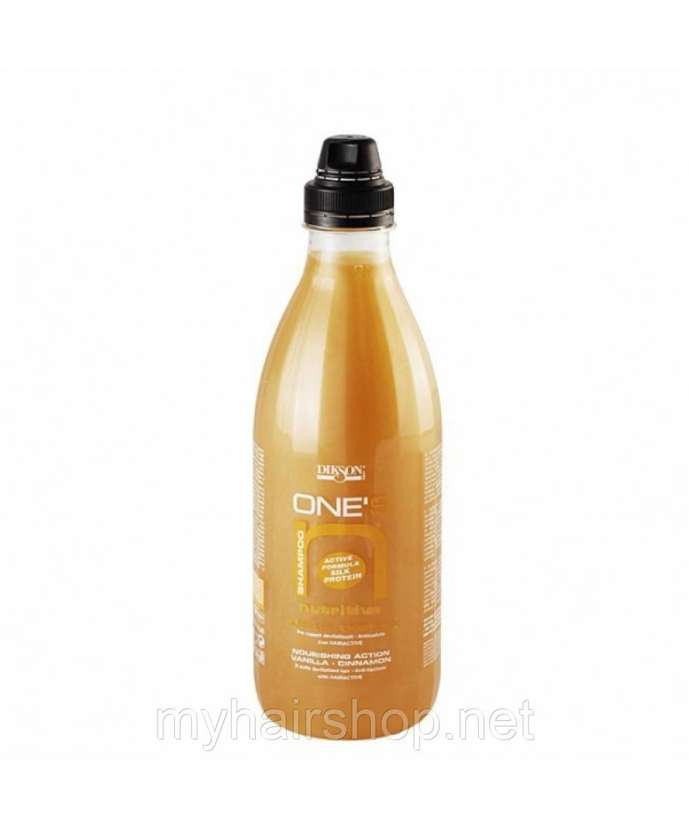 Шампунь против выпадения волос DIKSON One's Shampoo Nutritivo 1000 мл