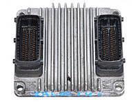 Блок управления двигателем 1.4 8V dae Chevrolet Aveo (T200) 2003-2008