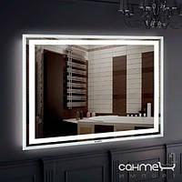 Мебель для ванных комнат и зеркала Liberta Зеркало для ванной комнаты с LED подсветкой Liberta Moreno 1000x800