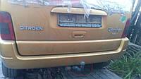 Прицепное (фаркоп) б/у на Citroen Berlingo, Peugeot Partner  1996-2003 год