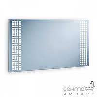 Мебель для ванных комнат и зеркала Liberta Зеркало для ванной комнаты с LED подсветкой Liberta Loreto 1000x800