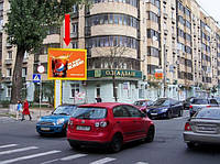 Ситилайты на ул. Мельникова