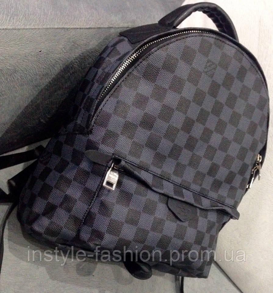 Рюкзак луи витон рюкзак Louis Vuitton мини черный