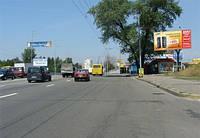 Билборды на ул. Большой Окружной и др. улицах Киева