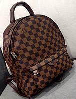 Рюкзак луи витон рюкзак Louis Vuitton мини коричневый