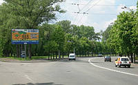 Билборды на пр-те Бажана и др. улицах Киева