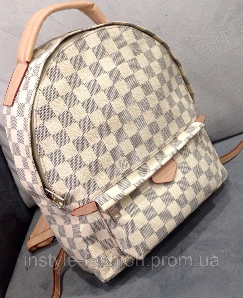 83e14ce32153 Рюкзак луи витон рюкзак Louis Vuitton мини белый: купить недорого ...