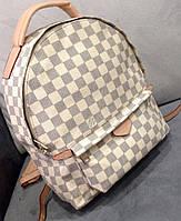 Рюкзак луи витон рюкзак Louis Vuitton мини белый