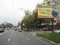 Троллы на ул. Бастионная и др. улицах Киева