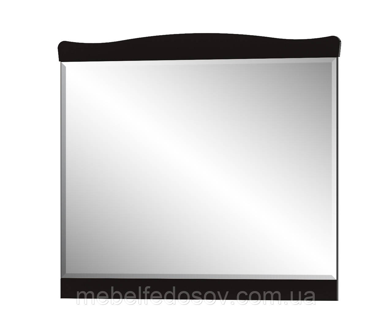 Зеркало Ева NEW (Мебель-Сервис)  1020хх924мм венге