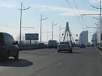 Ситилайты на Владимирском спуске и др. улицах Киева