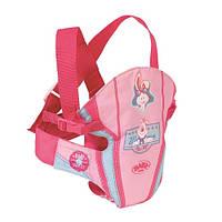 Аксессуары для кукол Zapf Creation Рюкзак-кенгуру для куклы Baby Born 822234
