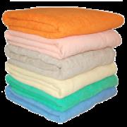 Полотенце махровое, гладкокрашенное, хлопок 100%, плотность 450 г/м.кв. Турция