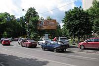 Ситилайты на ул. Гончара и др. улицах Киева
