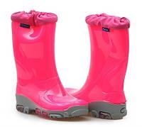 Резиновые сапоги Muflon FLUO 33-492 (розовые)