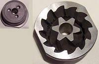 Жернова металлические (2 шт) для кофемашин Philips Saeco 9141.040