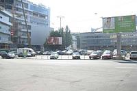 Ситилайты на Контрактовой пл. и др. улицах Киева