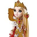 Кукла коллекционная оригинальная Эвер Афтер Хай Эппл Вайт Королева Ever After High Royally Apple, фото 2