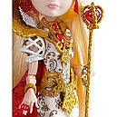 Кукла коллекционная оригинальная Эвер Афтер Хай Эппл Вайт Королева Ever After High Royally Apple, фото 4