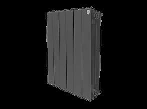 Радиатор биметаллический Royal Thermo Piano Forte 500 Noir Sable (6 секций)