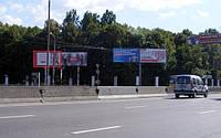 Ситилайты на ул. Прорезная и др. улицах Киева