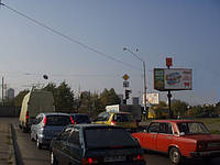Ситилайты на ул. Б. Хмельницкого и др. улицах Киева