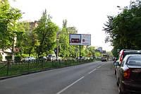 Ситилайты на ул. Шота Руставели и др. улицах Киева