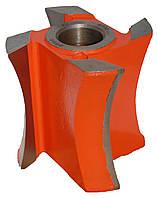 Фреза для виготовлення обшивочної дошки Блок-Хаус 160.120