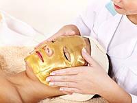 Золотая маскам golden facial mask mineral