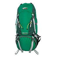 Экспедиционный рюкзак High Peak Zenith 75+10 л (Green/Dark Green)