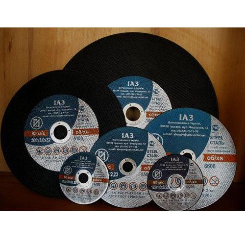 Абразивні відрізний круг (ИАЗ) 150x3.0x22