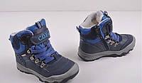 """Ботинки для мальчика зимние на меху """"СОЛНЦЕ"""" Размеры в наличии : 27,29,30,31 арт.PT6202-B (Код: 2500002617124)"""