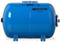 Гидроаккумулятор Aquasystem VAO 80 (80л горизонтальный)