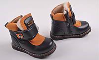 """Ботинки для мальчика зимние на меху """"СОЛНЦЕ"""" Размеры в наличии : 22,23,24,25,26,27 арт.XT6071-B (Код: 25000026"""