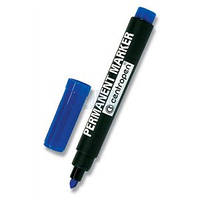 Маркер перм. Centropen 8566 2,5мм синий
