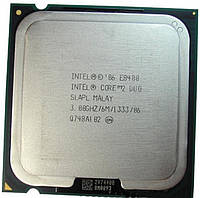 ТОПОВЫЙ ПРОЦЕССОР на 2 ЯДРА S 775 Intel Core2DUO E8400 ( Сore2 DUO E 8400 2 по 3,0Ghz каждое, FSB 1333 s775 )