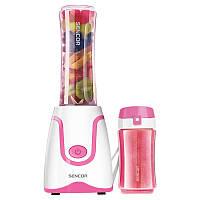 Блендер для смузи sencor sbl2208rs розовый